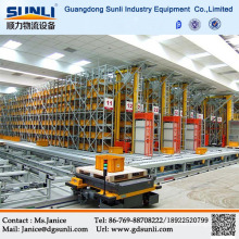 Hot sale Warehouse A/S R/S Automated Shelf