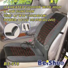 Подушка для массажа с подогревом с многофункциональным устройством для всего тела