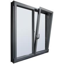 Meilleur design Aluminium Casement Tilt Turn Windows for Garden