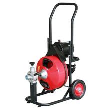 D-330ZF limpador de drenagem, máquina de limpeza de tubos com CE aprovado