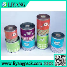 Small Cute Cartoon Character, Heat Transfer Film for Bottle