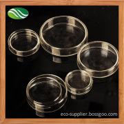 Various Size Glass Petri Dish for Laboratory Use