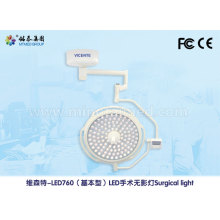 Lampada led shadowless modello base Mingtai VICENT 760