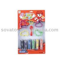 907990938-DIY цветная тестообразовательная игрушка