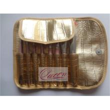 Melhor conjunto de escova cosmética 8PCS moda