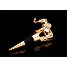 Elefant Form Design Wein Flaschenverschluss (GZHY-BS-026)