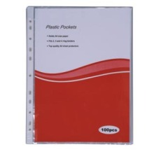 PP Binder Paper File