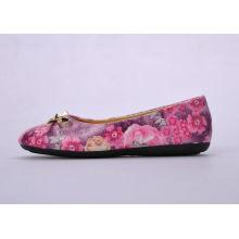 Spring Ladies / Womens Ballerina Flats , Casual Ballet / Ballerina Pink