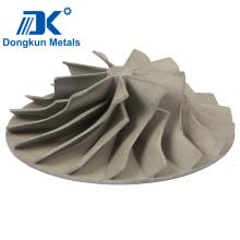Aleación Impulsor de aluminio con fundición de cera perdida