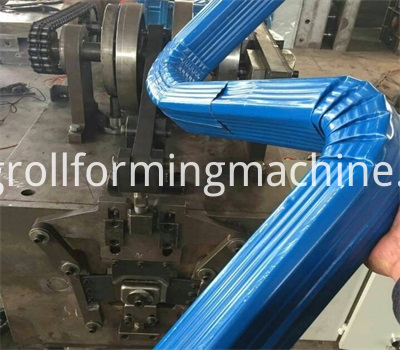 Steel Downpipe roll forming machines