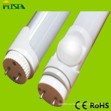 Nuevo diseño protección humana amable 9W luces de tubo LED con Sensor