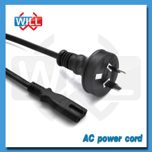 High quality Australia standard 10A 250V 2 pin ac power cord plug