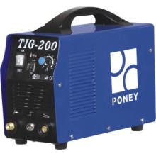 Inversor Mosfet DC TIG máquina de soldadura (TIG-160/180/200)