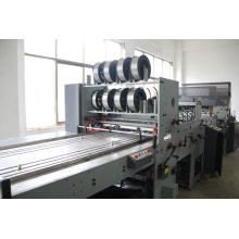 Linha de produção de papel em rolo Flexografia de alta velocidade Stitch Stitch
