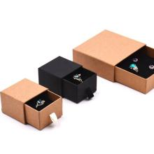 Custom Design Drawer Storage paper Packaging Box kraft paper box jewelry packaging