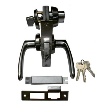 Cylinder Mortise Locks with Lever Handle