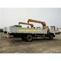 SINOTRUK 2 Ton Vehicle Mounted Cranes