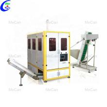 Equipamento automático completo para fabricação de garrafas de água de plástico