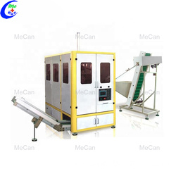 Full automatic plastic water bottle maker equipment