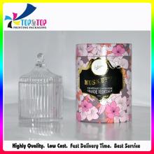 Birdcage caixa de perfume caixa de embalagem de papel