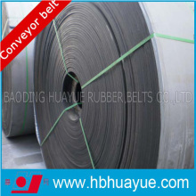 Whole Core Fire Retardant Endless Rubber Belt PVC Pvg