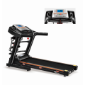 2015 new design Motor Incline 1.5HP dc Home Deluxe Motorized Treadmill