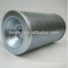 Alternatives of FLEETGUARD hydraulic oil filter cartridge HF6310,Engineering vehicle hydraulic system filter insert