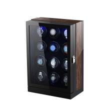 Devanadera de reloj Tweleve Rotors con luz LED