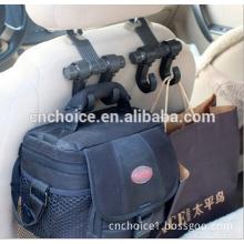 2015 Ningbo New Auto Car Back Seat Headrest Hanger& Holder& Hooks
