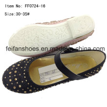 Fashion Girls Dance Shoes Princess Shoes Party Shoes (FF0724 -16)