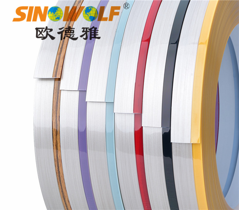 Double Color Acrylic Edge Banding