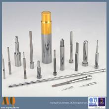 Pinos de perfurador padrão do carboneto da precisão com o revestimento de Ticn para o molde