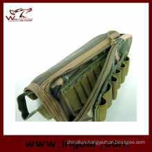 Hot Sale Tactical Airsoft Shotgun Rifle Ammo Pouch Cheek Pad Bag