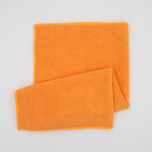 30/30cm Microfiber Warp Knitting Car Cleaning Towels