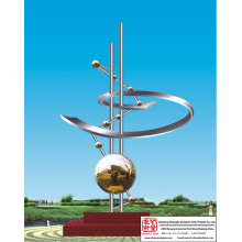 Garden Decoration Stainless Steel Sculpture
