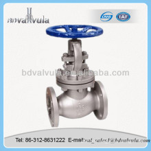 Válvula ANSI em aço inoxidável DN150