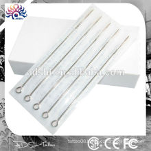 Top quality CE marked tattoo needles, sterilized needles for tattoo gun/machine