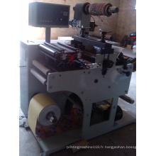 Machine rotative à découpage et découpe Zb-320