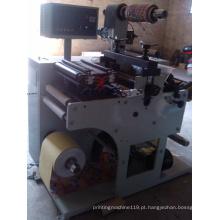 Máquina de corte e de corte rotativa Zb-320