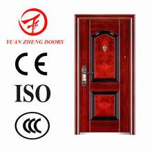 Posición Exterior y Tipo de Seguridad Puerta de acero