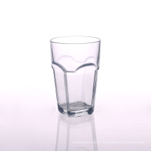 Square Clear Drinking Glass Tumbler in 13oz