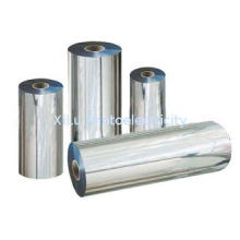 Silver , Aluminizing PET Film For Packing Decoration And Me