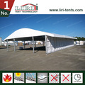 2000 People Big Arcum Church Marquee with Dome Roof in Nigeria