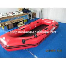 barco de pesca inflable 330