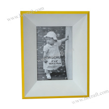 Funny Simple Wooden Photo Frame for Home Deco