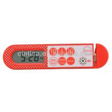 knife mini digital timer,kitchen timer with opener KT-116