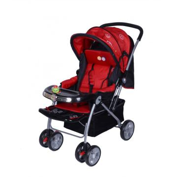 Luxury Reversible Handle Bar Baby Stroller