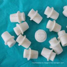 Tapones de tapa de goma de plástico expandibles transparentes OEM OEM