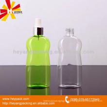 200ml botella de vidrio cosmética