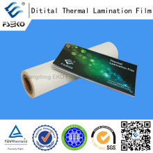 Strong Adhesive BOPP Thermal Film for Digital Printing